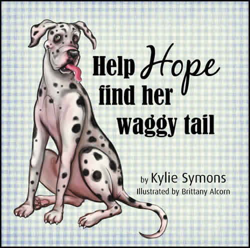 Help Hope Rescue Her Waggy Tail