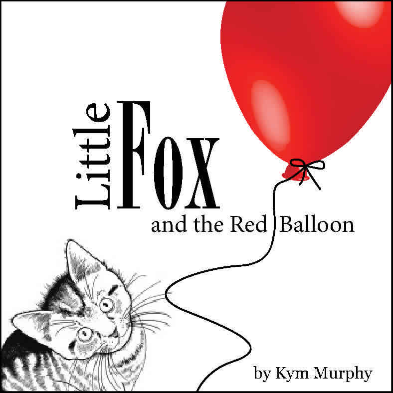 Little Fox and the Red Balloon