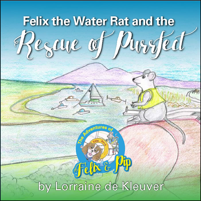 Felix the Water rat and the Rescue of Purr-fect